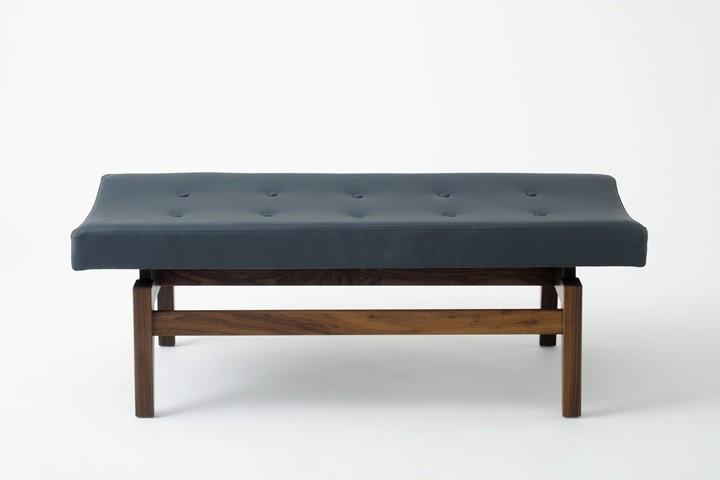 U 620 upholstered bench, Jens Risom furniture from Rocket ...